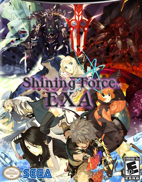Detonado - Shining Force EX
