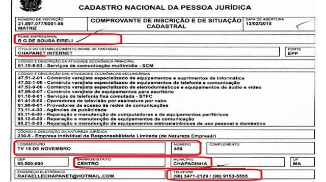 Vereadores de Chapadinha denunciam presidente da Câmara, Vera, por favorecer empresa 02