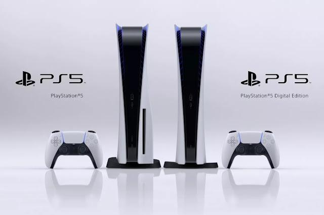 Penampakan Playstation 5 Yang Diperkenalkan Minggu lalu