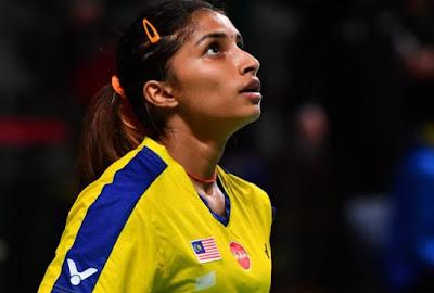 Biodata Kisona Selvaduray Pemain Badminton Malaysia