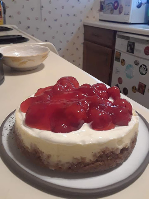 Easy Instant Pot Cheesecake