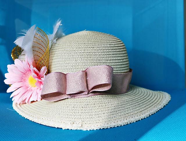 summer, hat, bonnet, handmade, feminine, easy, pretty, pink, easy, athomewithjemma