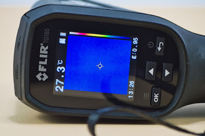 operatore termografico-temperatura-misurazione
