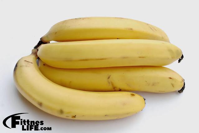 الموز و زيادة الوزن و تضخيم العضلات