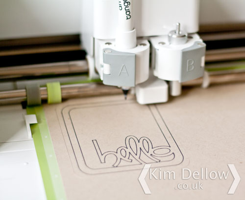 Say Hello To The Cricut Explore Air - Kim Dellow