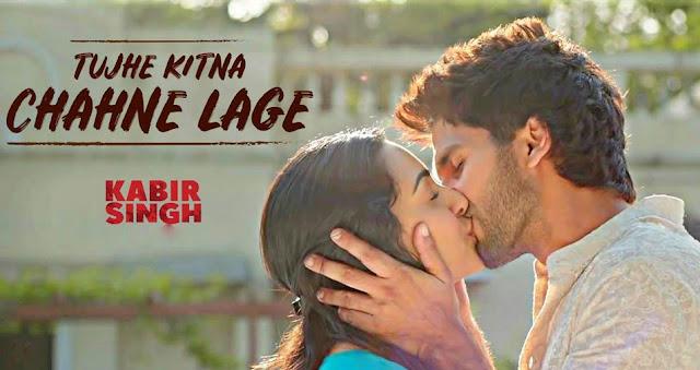 Tujhe Kitna Chahne Lage - Kabir Singh