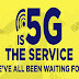 Is 5G the Service We All Waited for? #infographic