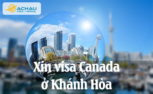 Xin visa Canada ở Khánh Hòa