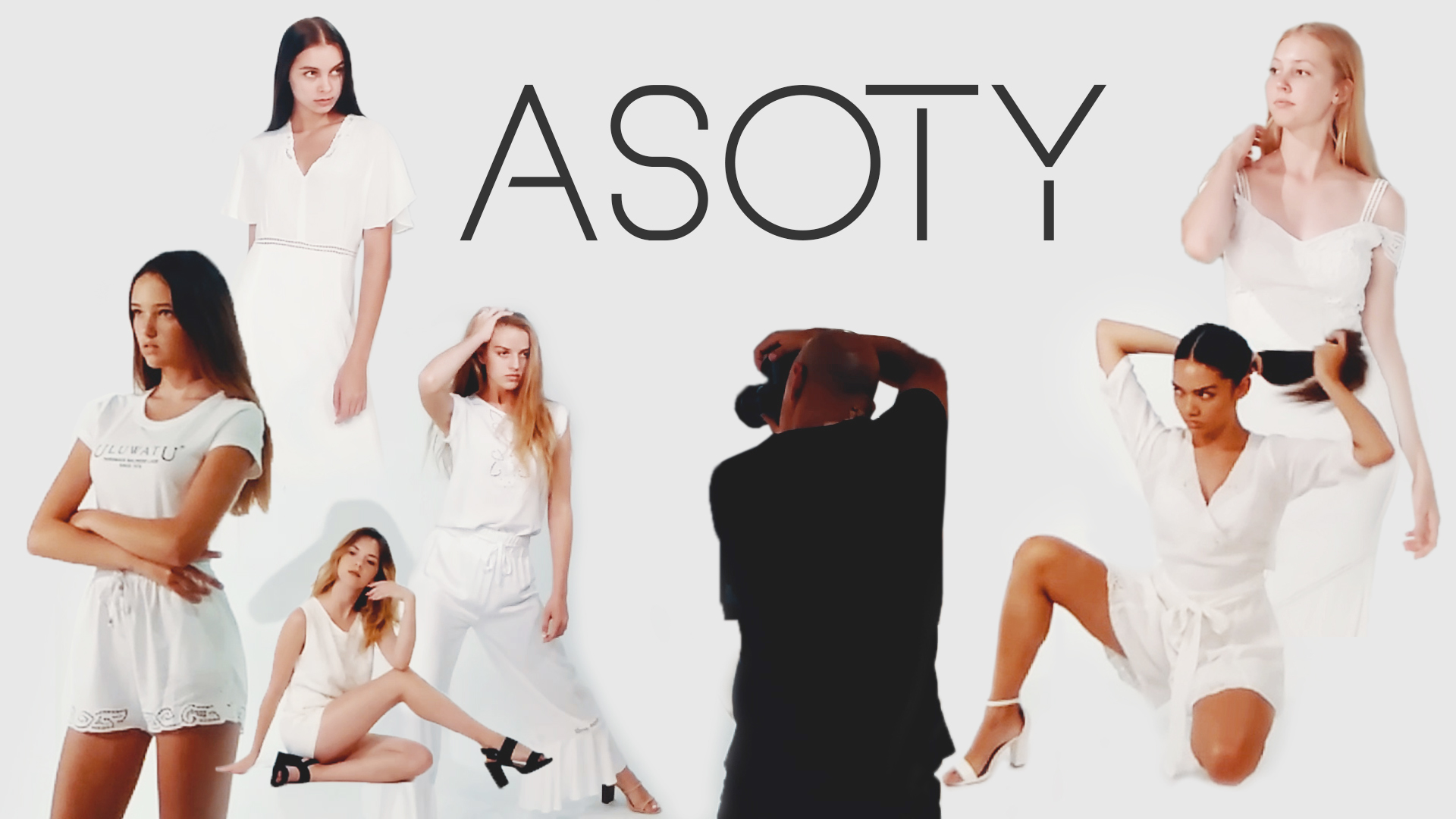 Behind The Scene ASOTY Photo Session 2020 | Australian Super Model Of The Year