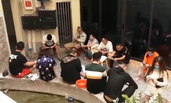 Phát hiện 16 người Trung Quốc lưu trú chui tại Đà Nẵng