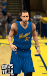 NBA 2k14 Christmas Roster Update - December 24, 2016 - Warriors Christmas Jersey - hoopsvilla