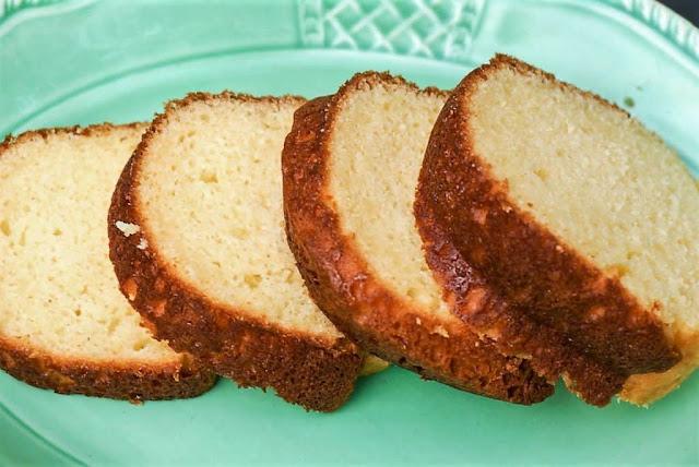 Almond Pound Cake