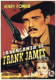 La venganza de Frank James (The Return of Frank James)