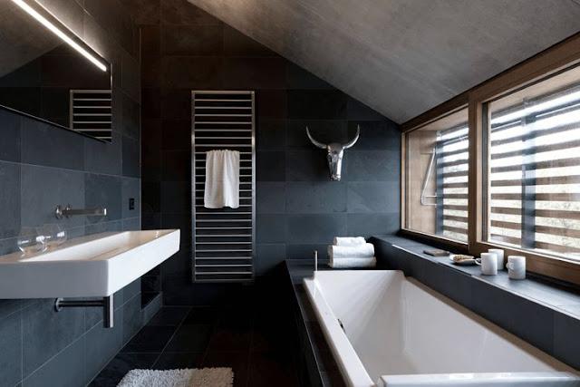 Sentuhan Warna Hitam Yang Tepat Membuat Rumah Anda Makin Elegan