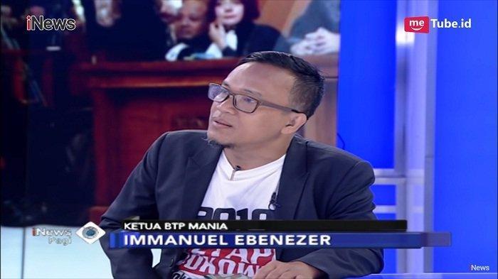 Relawan Jokowi Ngamuk Saat Debat dengan Herzaky Demokrat, Akhirnya Dipisahkan Presenter TV