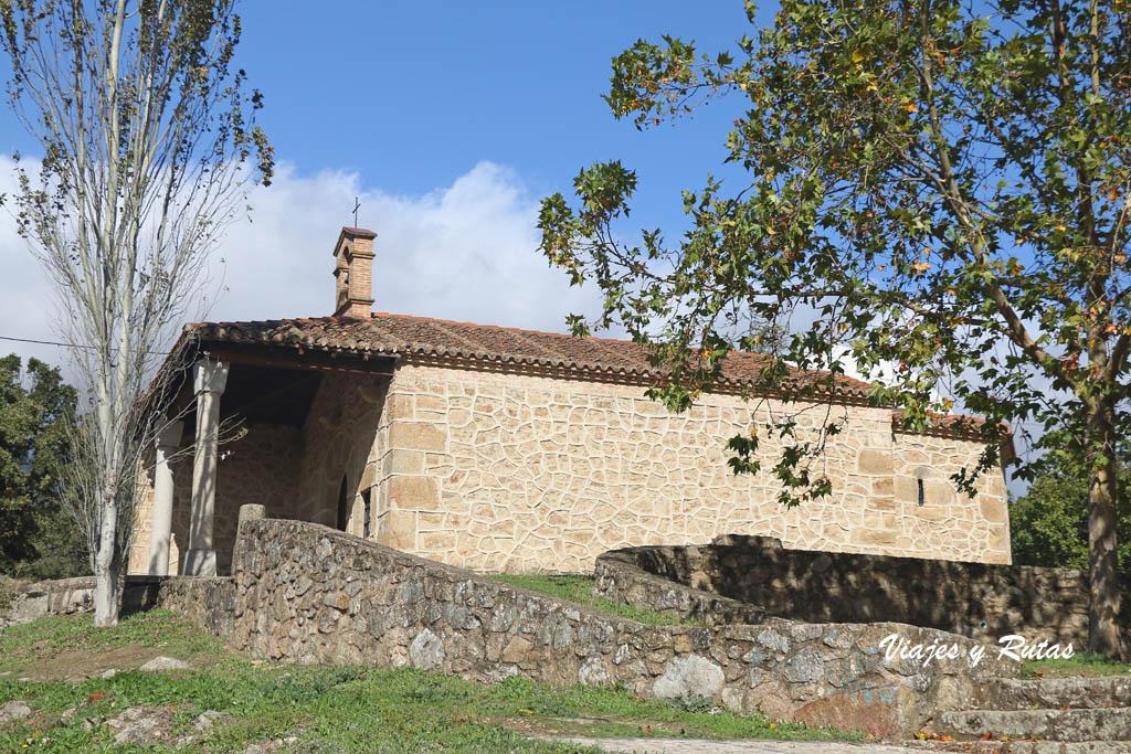 Ermita de Santa Ana de Cuacos de Yuste