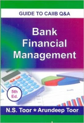 Download Free Bank Financial Management CAIIB Book PDF