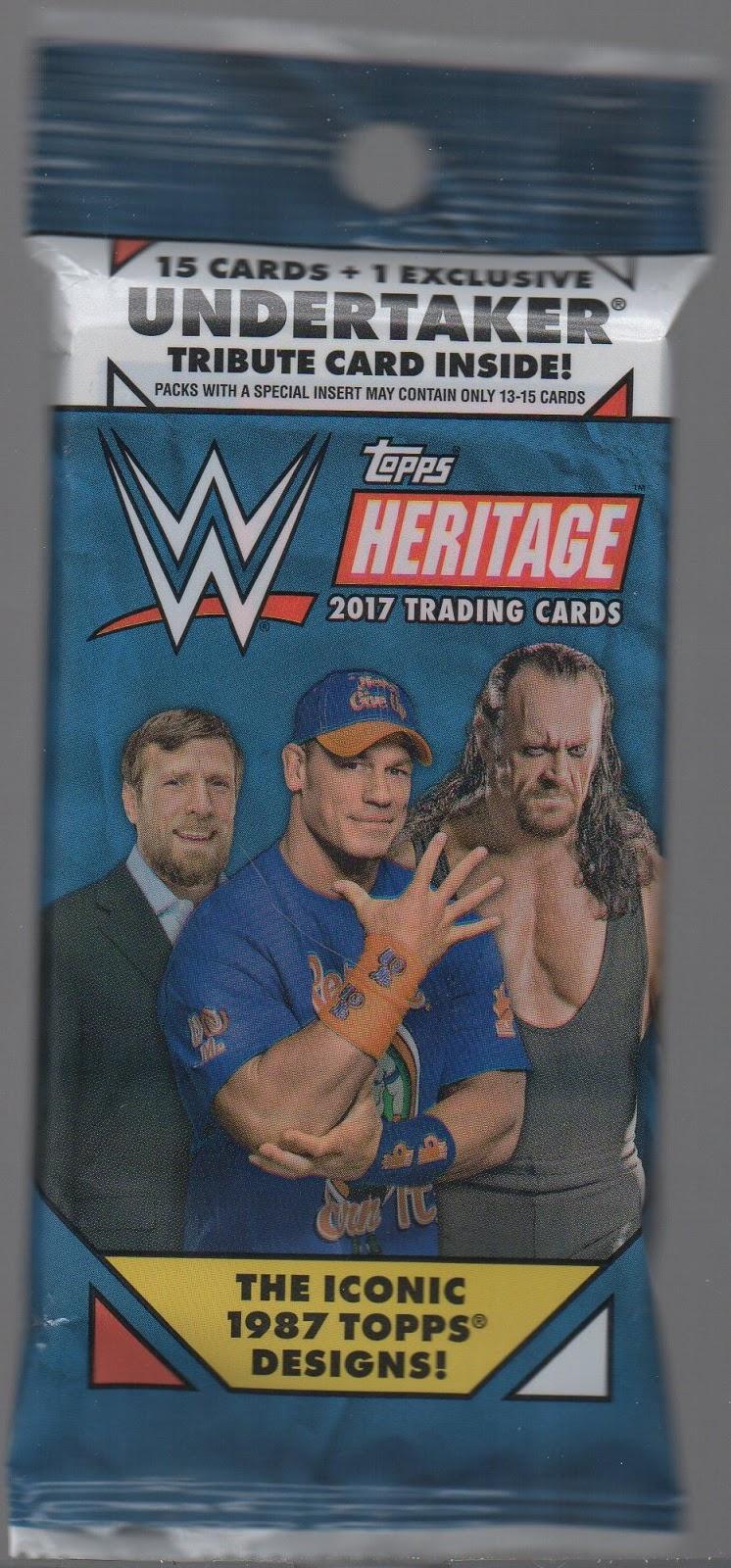 2017 Topps WWE Heritage Wrestling 30 Years of SummerSlam #47 Charlotte