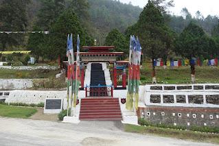 War memorial Tawang