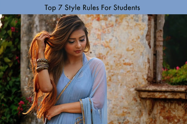 Top 7 Style Rules For Students
