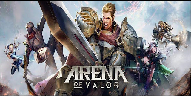 Arena of valor introducirá un modo battle royale !