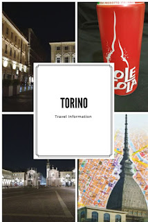 Torino italy itinerario