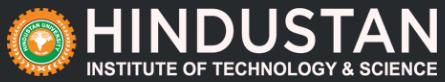 Hindustan University (HITSEEE) Logo