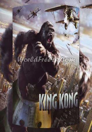 Poster Of King Kong 2005 In Hindi Bluray 720P Free Download