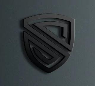 Shield Logo in Adobe Illustrator