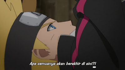 Boruto - Naruto Next Generations Episode 56 Sub indo