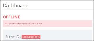 Saya yakin anda akan stress bila anda yaitu proktor yang diberi tanggung jawab untuk menyi Mengatasi Cbtsynch Offline Tidak Terkoneksi Ke Server Pusat
