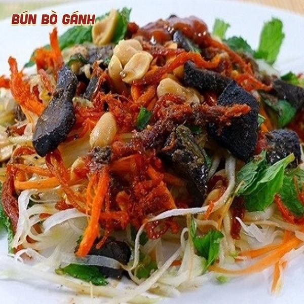 Gỏi Khô Bò - Dried Beef With Green Papaya Salad