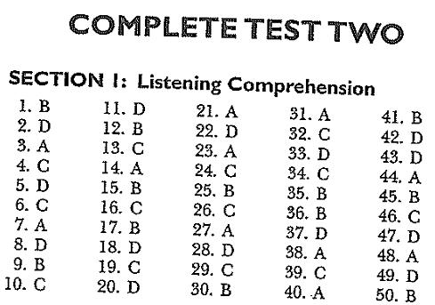 Download Soal Listening TOEFL + Kunci Jawaban PDF + Audio