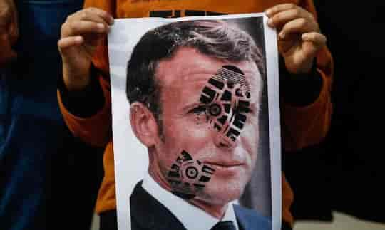 Boycott France products