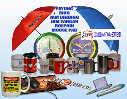 Barang Promosi dan Souvenir Promosi Perusahaan
