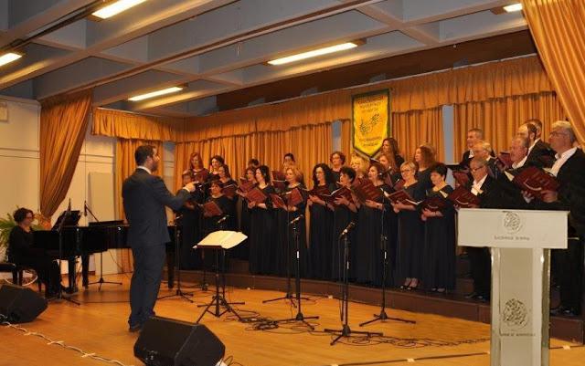 Η Χορωδία του Συλλόγου «Φίλοι του Δημοτικού Ωδείου Άργους» στο 39ο Διεθνές Χορωδιακό Φεστιβάλ Τροβαδούρων