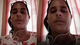 Madre de Emely Peguero pide a la población que no la dejen sola