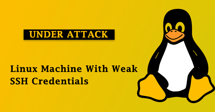 Romanian Hackers Actively Attacking Linux-based Machines With Weak SSH Credentials