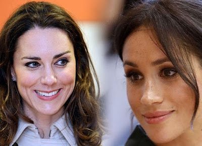 Meghan Markle and Kate Middleton included in British Vogue's 2021 list of 25 Influential Women