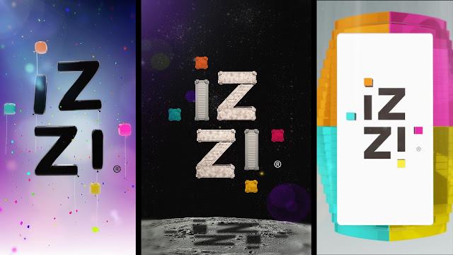 IZZI Telecom : Branding - TOTEMS