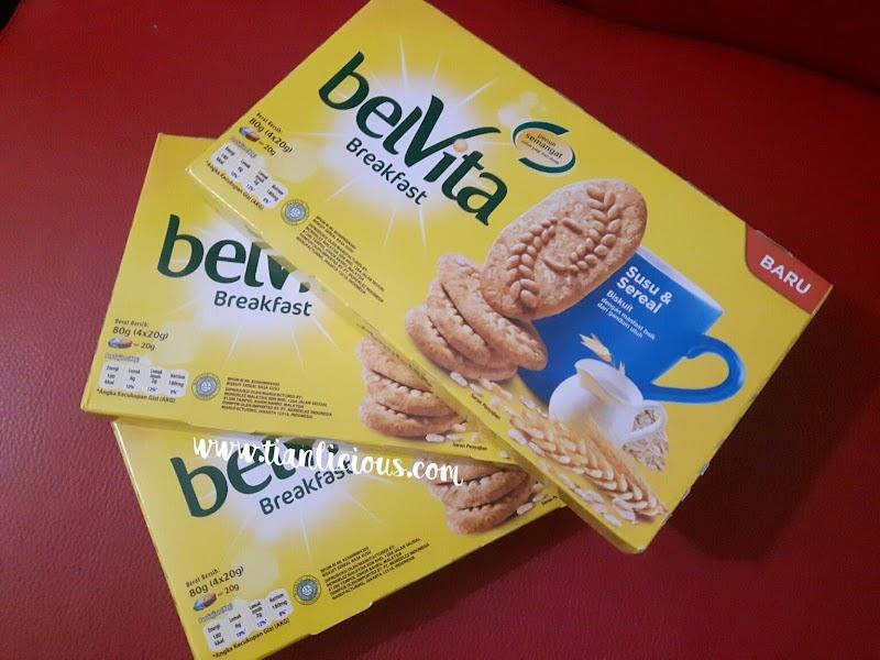 Belvita Breakfast, Sarapan Sehat