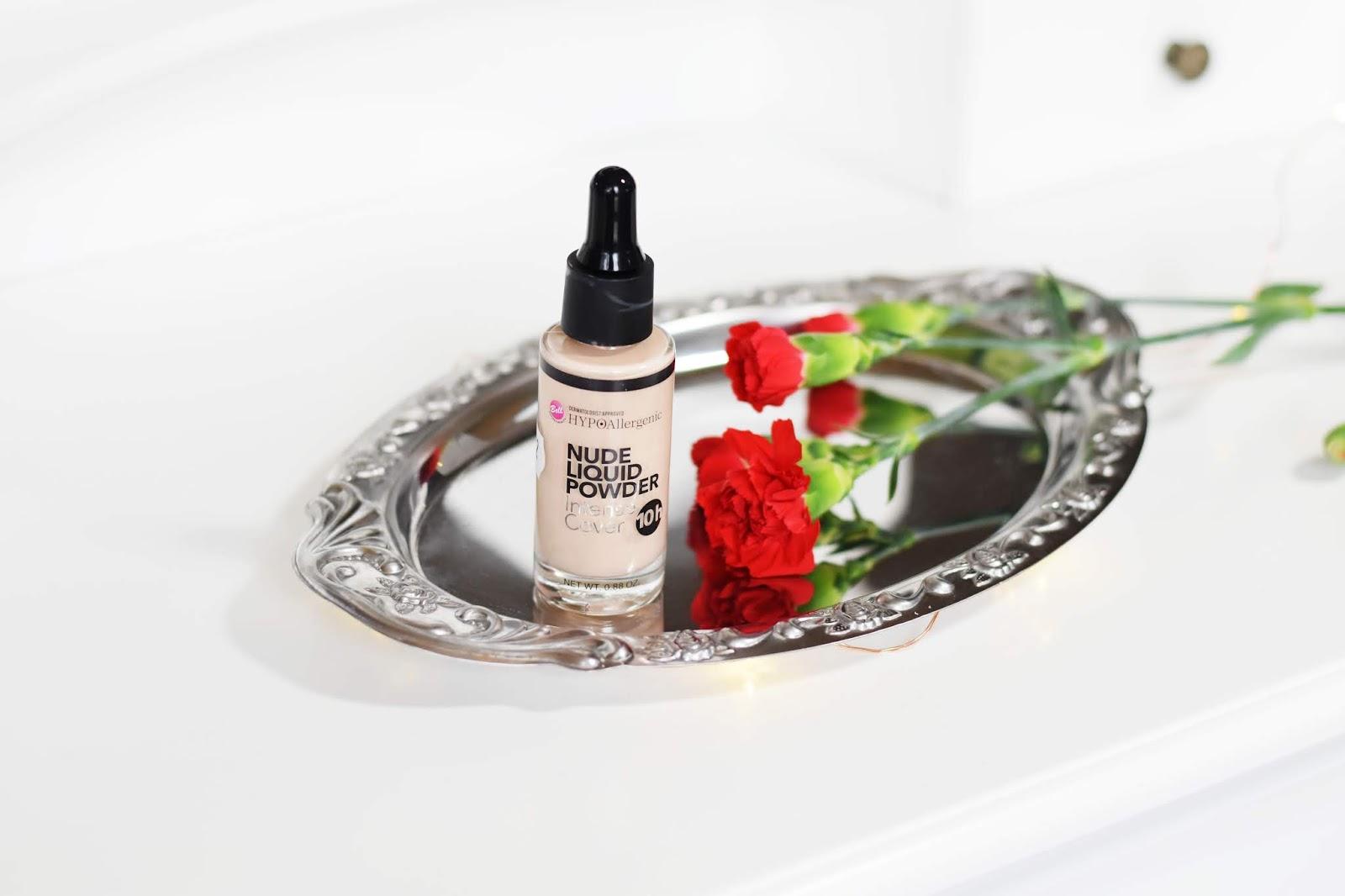 BELL HYPOallergenic, Nude Liquid Powder - najlepszy, długotrwały podkład drogeryjny?