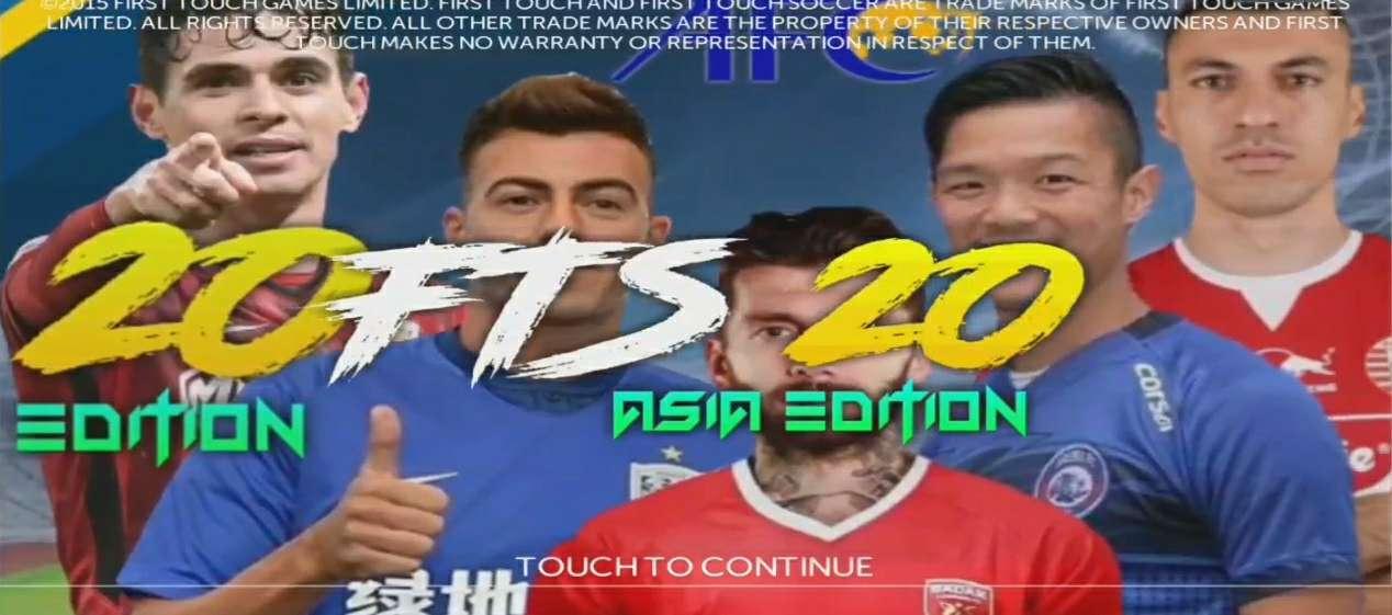 FTS 20 MOD APK FULL ASIA 300MB Liga Indonesia Update Terbaru