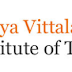 Vijaya Vittala Group of Institutions, Bengaluru Wanted Professors / Associate Professors / Assistant Professors