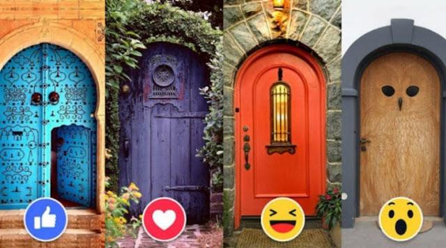 Ποια πόρτα πιστεύεις ότι οδηγεί στην αληθινή ευτυχία?