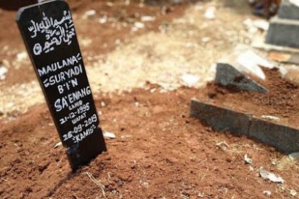 Polisi Sebut Maulana Suryadi Meninggal karena Asma, Tapi Darah Terus Mengalir
