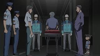 名探偵コナン アニメ 1017話 モノレール狙撃事件(後編)   Detective Conan Episode 1017