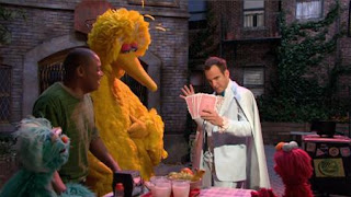 Max the Magician, Will Arnett, Big Bird, Elmo, Rosita, Chris, Sesame Street Episode 4323 Max the Magician season 43