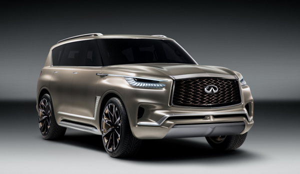 2018 Infinity QX80 Review
