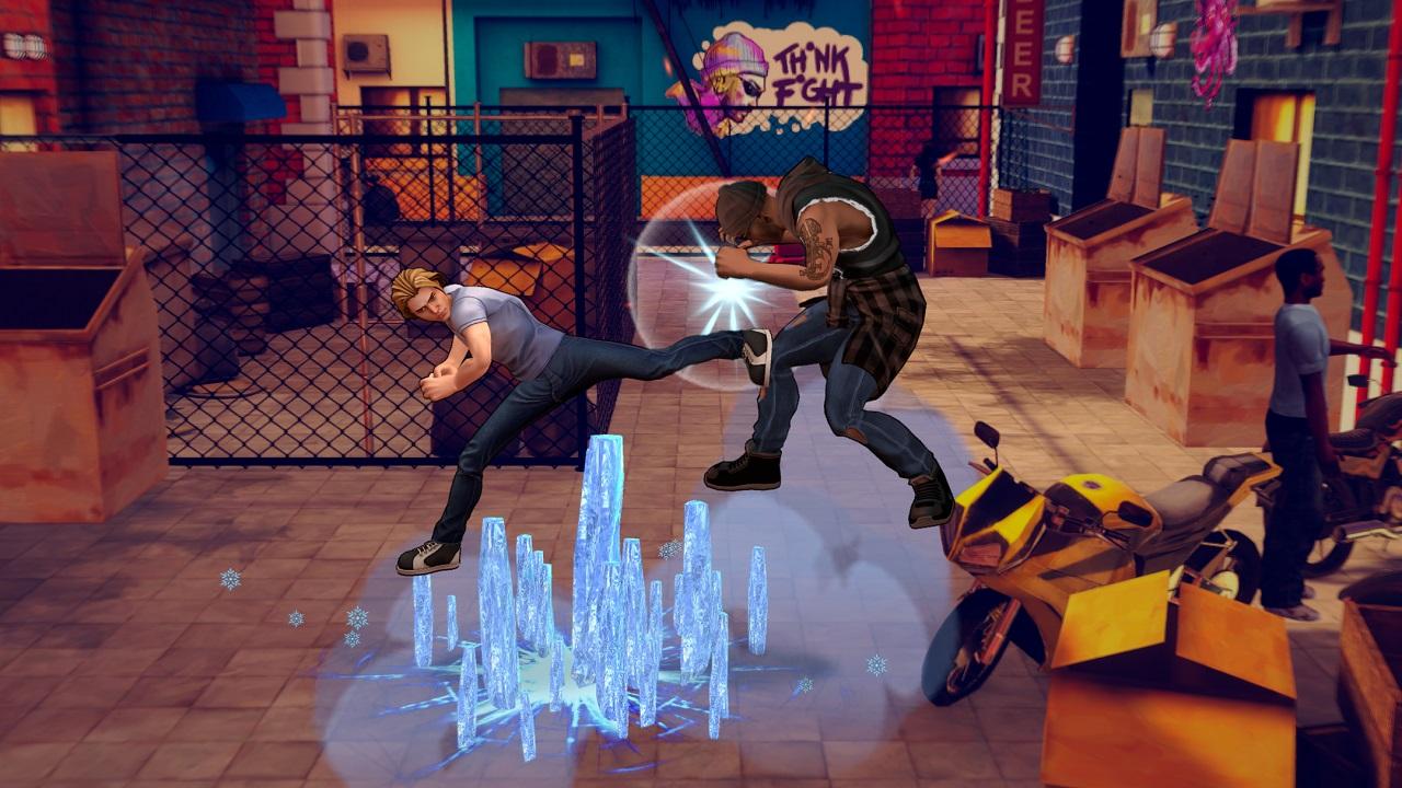 Cobra Kai The Karate Kid Saga Continues PC Full Español (2021)